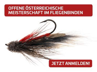 Open Austrian championship in fly tying: Register now!